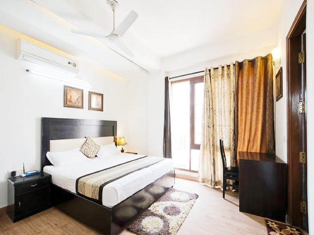 Serviced Apartments - Service Apartments in Delhi